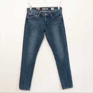 Levi's 601 Pin Skinny Low Rise Jean
